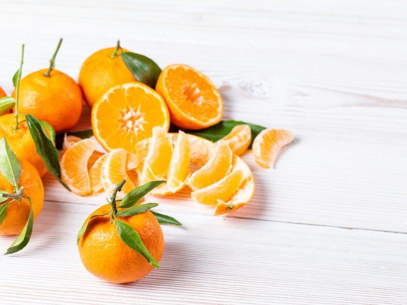 Vitamin C Orange